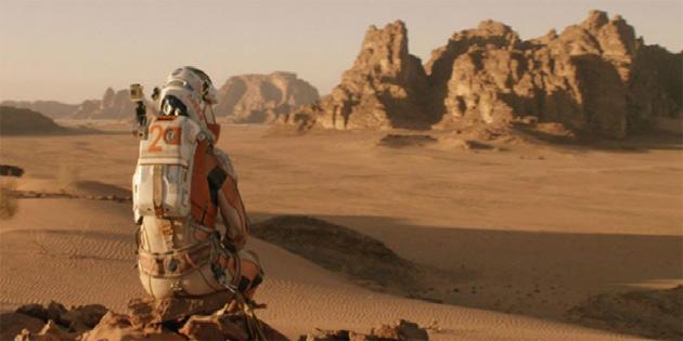 Betondan Daha Sağlam Mars Tuğlaları