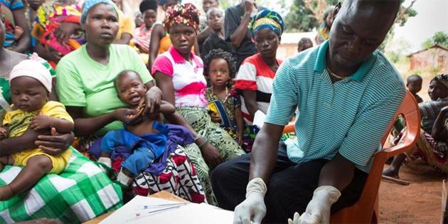 Kongo Demokratik Cumhuriyeti'nde Ebola can alıyor