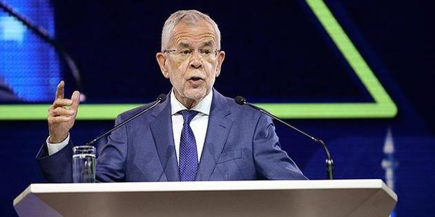 Avusturya Cumhurbaşkanı Bellen'den Almanya'ya casusluk suçlaması