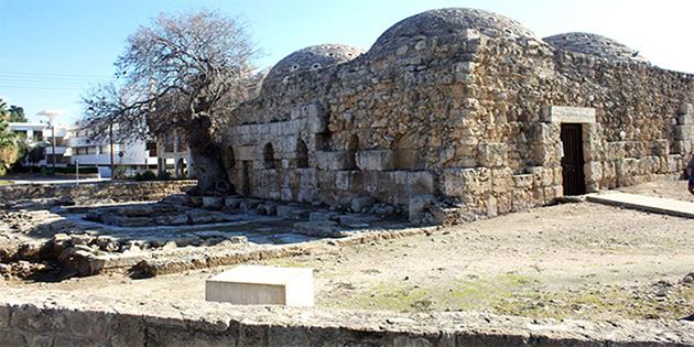 BAF'TAKİ KIBRIS TÜRK İBADETHANELERİ'NİN BAKIMI
