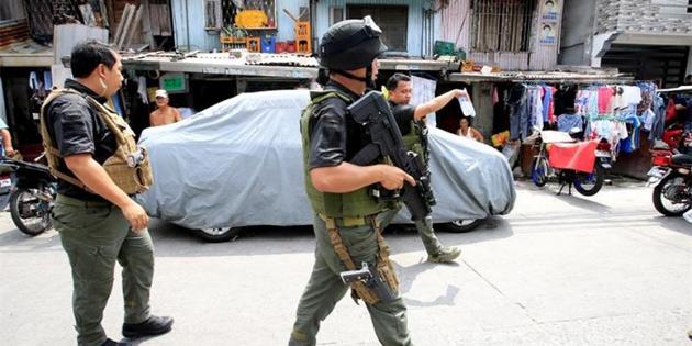 Filipinler'de uyuşturucuyla mücadelede yaklaşık 4 bin 500 suçlu öldürüldü