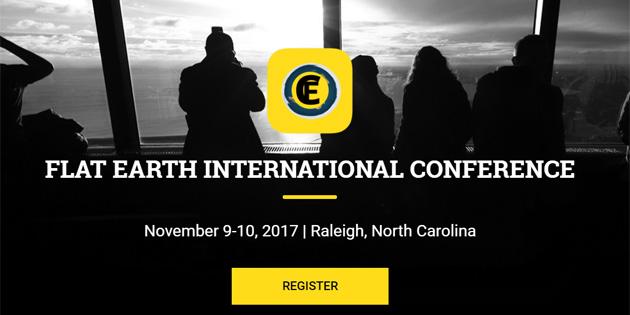 Uluslararası 'Düz Dünya' Konferansı gerçekleştirildi!