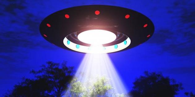 Pentagon UFO'lar için yatırım yapmış