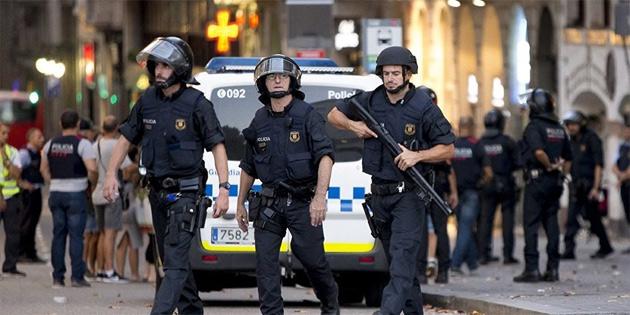 Katalonya`da yas ilan edildi