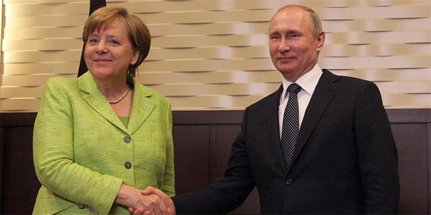 """Almanya ile Rusya'dan ABD'ye inat """"Gaza"""" devam"""