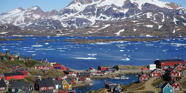 """Grönland Dışişleri Bakanlığı'ndan Trump'a yanıt: """"Satılık değiliz'"""