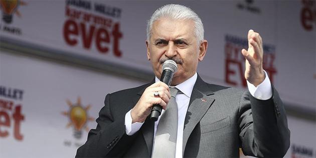 """""""Avrupa bölücü PKK terör örgütünü baş üstünde tutuyor"""""""