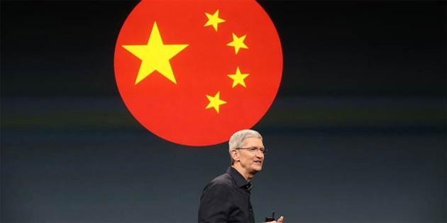Apple, Çin'e 500 milyon dolarlık yatırım yapacak