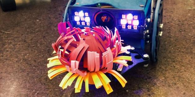 İlginç bir robot tasarımıyla tanışın - VIDEO