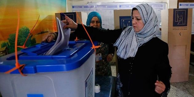 Irak'ta aynı aileden 5 kişi seçimlere bağımsız aday olarak katılıyor