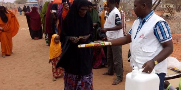 Yemen ve Nairobi'de kolera salgını