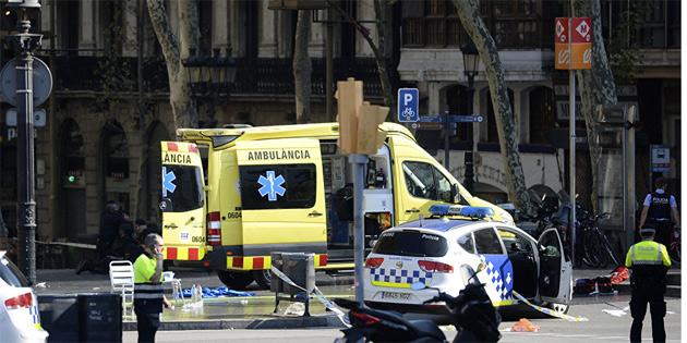 'Zanlılar, Barselona ve Cambrils'de çok daha büyük bir saldırı planlıyordu'
