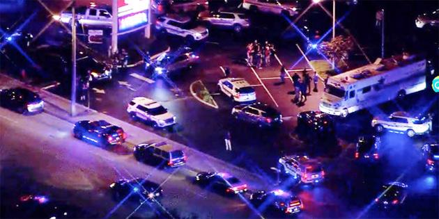 1 polis memuru öldürüldü, 3'ü yaralandı