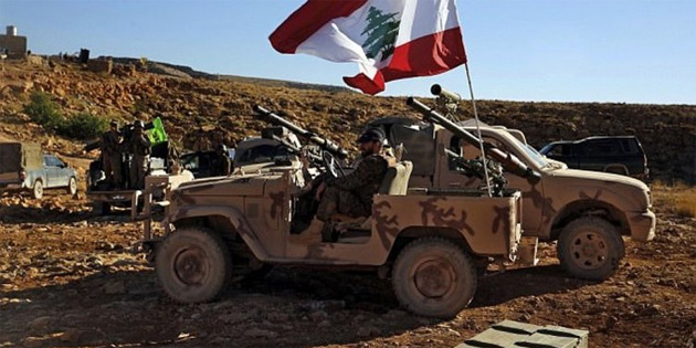 Lübnan ordusu Deaş'a karşı operasyon başlattı
