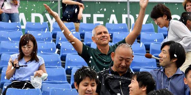 Tokyo Olimpiyatları'nda seyircileri serinletmek için için yapay kar kullanılabilir