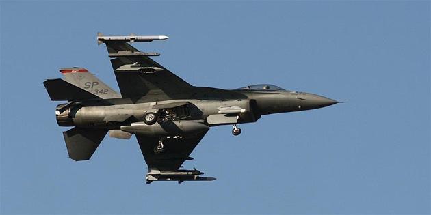 'Yunanistan 90 F-16'sını modernize edecek'
