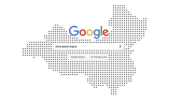 Çin'e özel Google arama motoru planları suya düştü