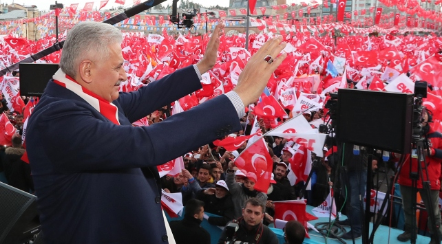 'Türk milletine düşmanlığın bedeli çok ağır olacak'