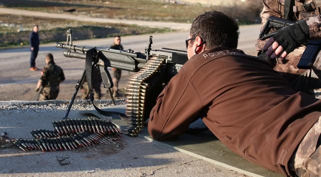 Son bir haftada 13 terörist etkisiz hale getirildi