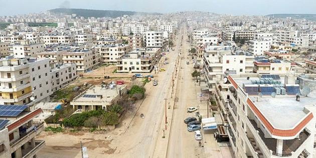 Afrin'de yerel meclis kurulacak