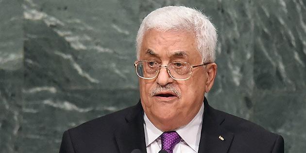 Filistin Devlet Başkanı Abbas'tan ABD Büyükelçisi'ne 'ağır sözler'