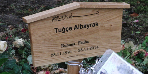 Tuğçe'nin katili sınır dışı edildi