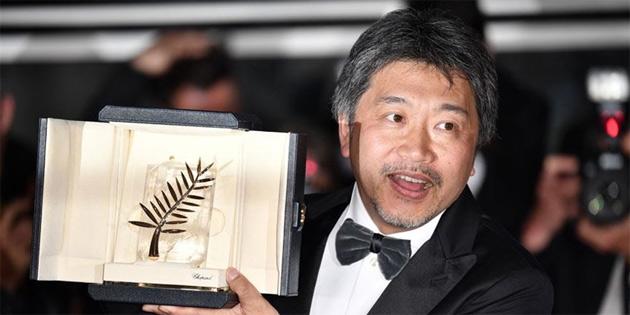 Altın Palmiye japon filminin