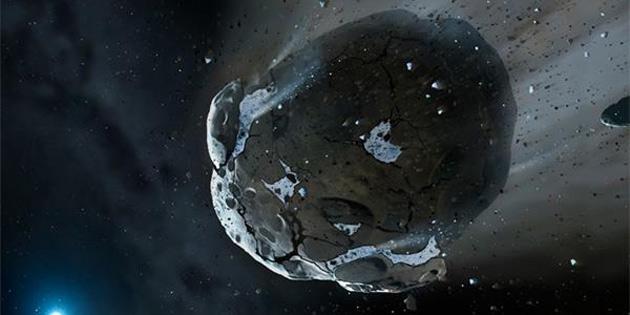 Süper Köpek Balığı Boyutundaki Asteroid'in Dünya'yla Olan Yakınlığı Korkuttu