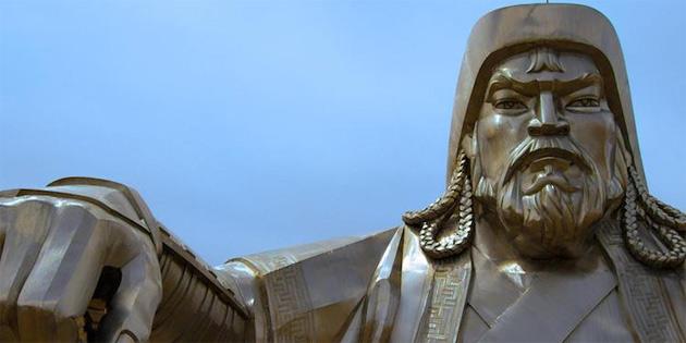 Cengiz Han'ın Mezarı Hiçbir Zaman Bulunamayabilir