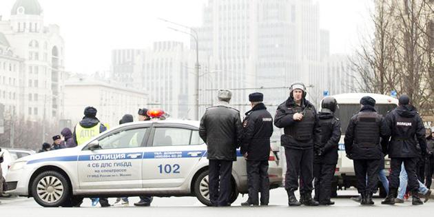 BIÇAKLI TERÖR BU KEZ RUSYA'DA