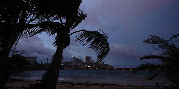 Maria kasırgası Karayipleri vurmaya devam ediyor