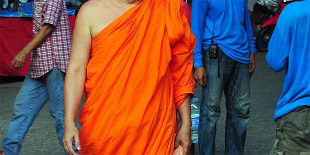 Tayland'da İslam karşıtı Budist rahip gözaltına alındı