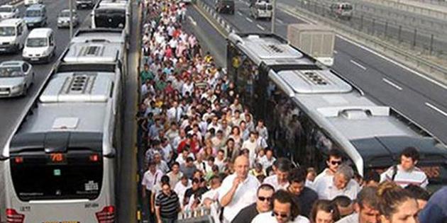 İstanbulluya bir günlük 'ulaşım' kıyağı