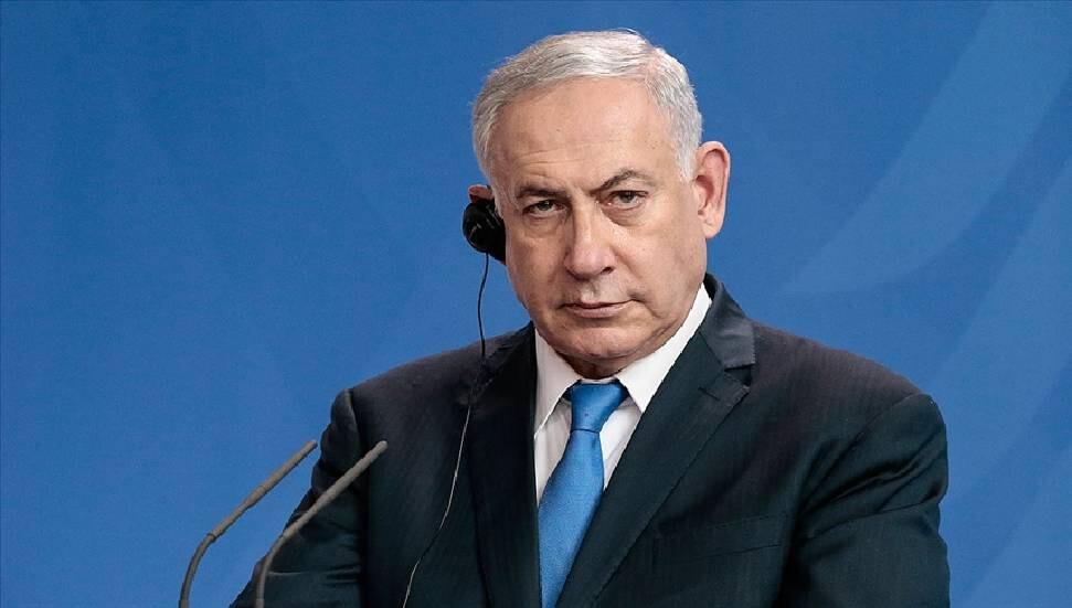 İsrail'in eski Başbakanı Netanyahu, ABD Başkanı Biden ile dalga geçti