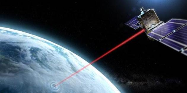 Uzaydan lazer ile haberleşme mümkün hale geliyor