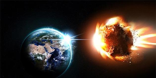 Dev Apofis Asteroidi, 2068 Yılında Dünya'ya Çarpabilir