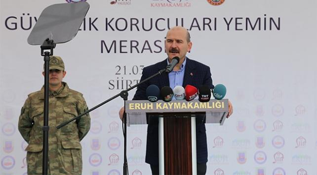 'Türkiye, terörle mücadelesinde hiç olmadığı kadar sona yaklaşmıştır'