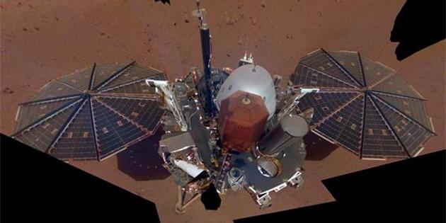 Mars'ta hava nasıl?