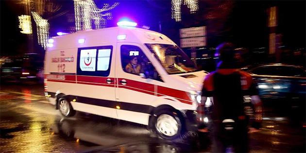 """""""Reina saldırısının planlayıcılarından Ozbeki Suriye'de öldürüldü"""""""