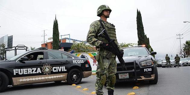 Meksika'da geçen ay 2 bin 20 cinayet işlendi