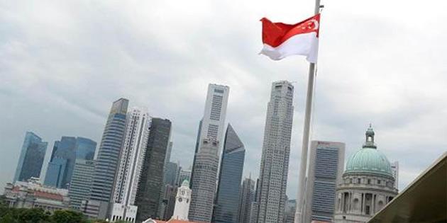 Singapur güvenlik için robotlardan destek alacak - VIDEO