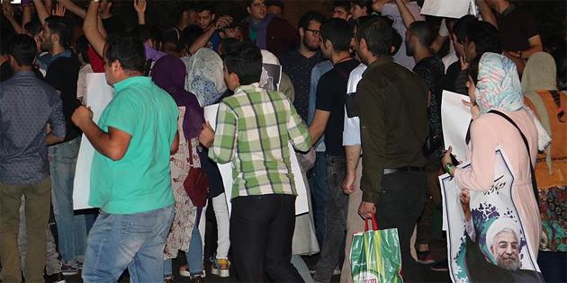 İran'da seçim kutlamaları yasaklandı