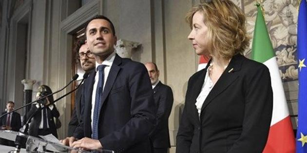 İtalya'da yeni hükümet Cumhurbaşkanına sunulacak