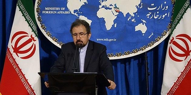 """""""Kimse İran'ı Suriye'den çıkmaya zorlayamaz'"""