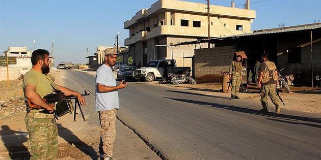 Suriye'de çatışan rejim karşıtı gruplar anlaştı