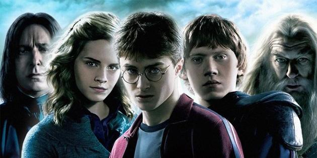 Harry Potter'ın iki yeni kitabı yolda