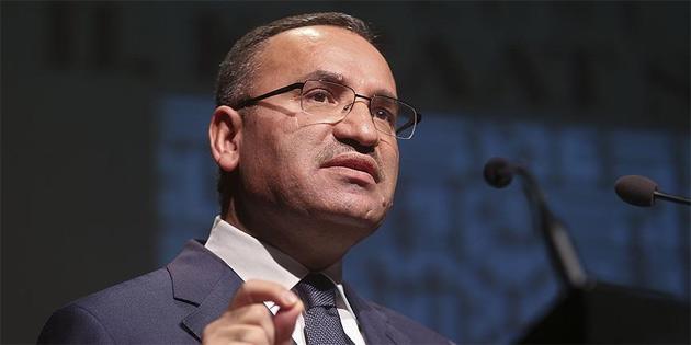 """""""Zeytin Dalı Harekatı'nda tek hedef terör örgütleridir"""""""