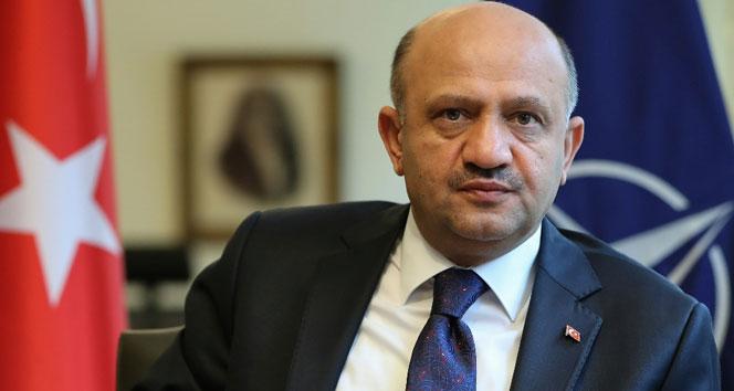 Milli Savunma Bakanı Fikri Işık'tan Münbiç ve Rakka açıklaması