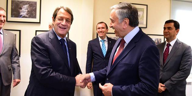 ABD Kıbrıs sorununda yardıma hazır