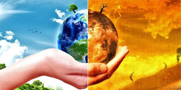 Dünya su günü'nde 'küresel ısınma' uyarısı